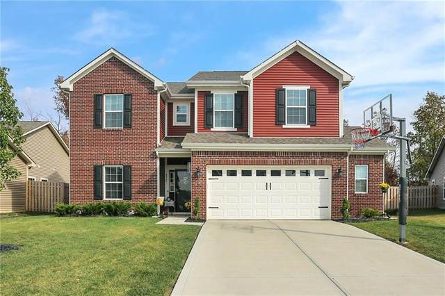 4861 Ventura Boulevard, Plainfield, IN 46168 (MLS #21746200) :: Mike Price Realty Team - RE/MAX Centerstone