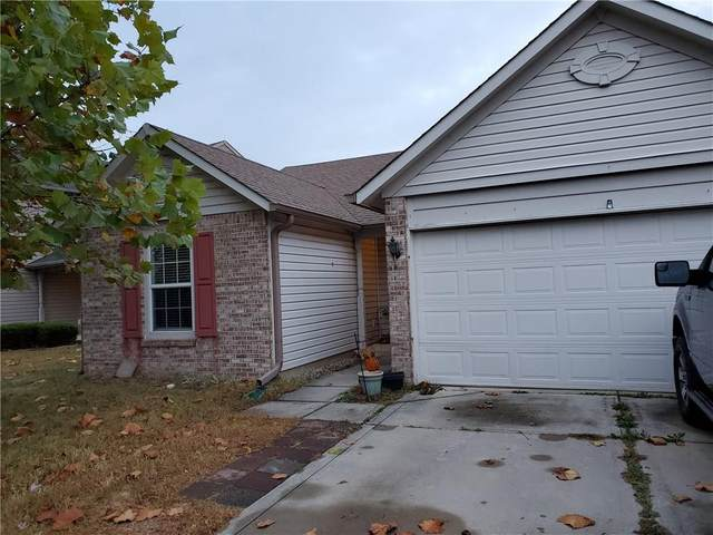 2319 Layton Park Drive, Indianapolis, IN 46239 (MLS #21746212) :: Richwine Elite Group