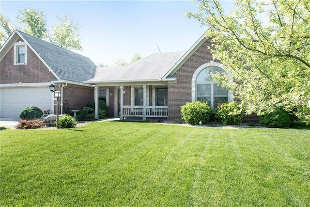 7305 Sunset Ridge Parkway, Indianapolis, IN 46259 (MLS #21746222) :: The ORR Home Selling Team