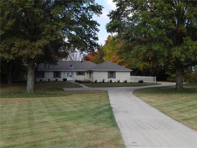 3280 E 300 S, Greenfield, IN 46140 (MLS #21746227) :: Corbett & Company