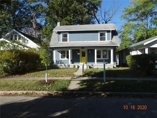 810 N Colorado Avenue, Indianapolis, IN 46201 (MLS #21746233) :: AR/haus Group Realty