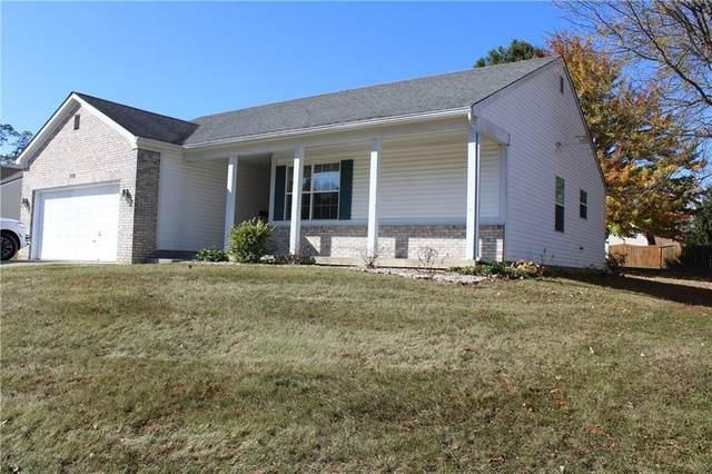 780 Cheeseman Avenue, Danville, IN 46122 (MLS #21746243) :: Richwine Elite Group
