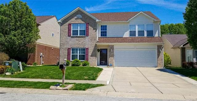 8153 Garden Ridge Road, Indianapolis, IN 46237 (MLS #21746247) :: Richwine Elite Group