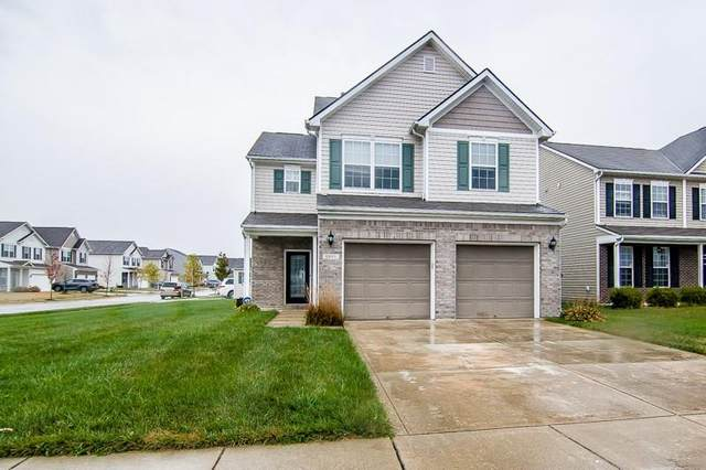 3495 Park View Drive, Columbus, IN 47201 (MLS #21746252) :: Mike Price Realty Team - RE/MAX Centerstone