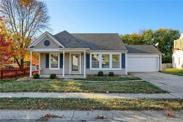 8514 Morgan Drive, Fishers, IN 46038 (MLS #21746263) :: Anthony Robinson & AMR Real Estate Group LLC