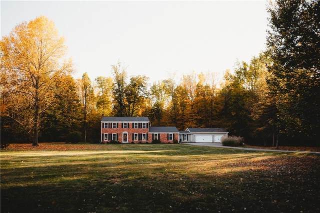 2975 Pear Tree Lane, Crawfordsville, IN 47933 (MLS #21746264) :: The ORR Home Selling Team