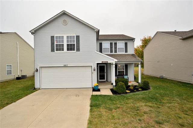 8917 Browns Valley Lane, Camby, IN 46113 (MLS #21746265) :: Richwine Elite Group