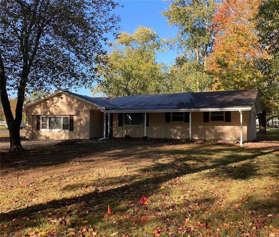 8265 N Greenacres Road, Scipio, IN 47273 (MLS #21746276) :: Mike Price Realty Team - RE/MAX Centerstone