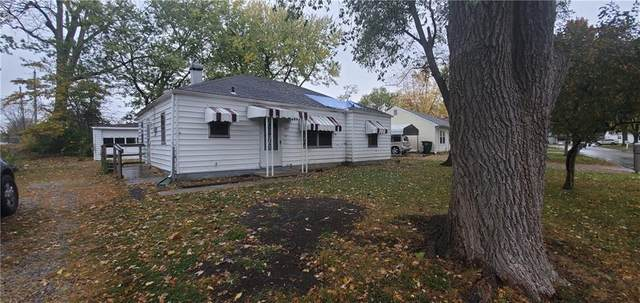 2607 S Tacoma Avenue, Muncie, IN 47302 (MLS #21746277) :: Heard Real Estate Team | eXp Realty, LLC