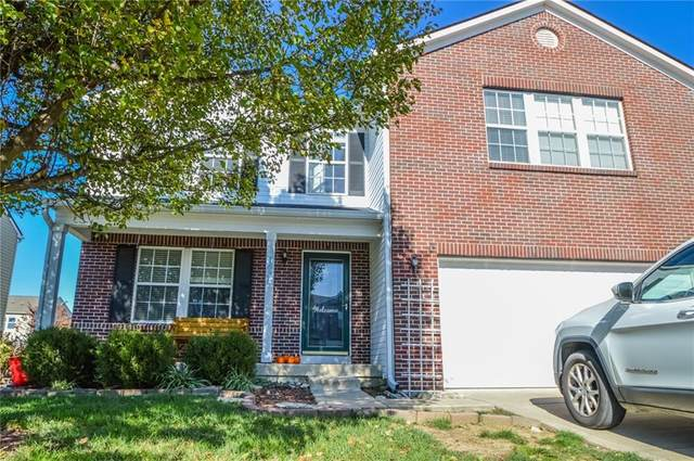 7638 Bann Way, Indianapolis, IN 46239 (MLS #21746307) :: The ORR Home Selling Team