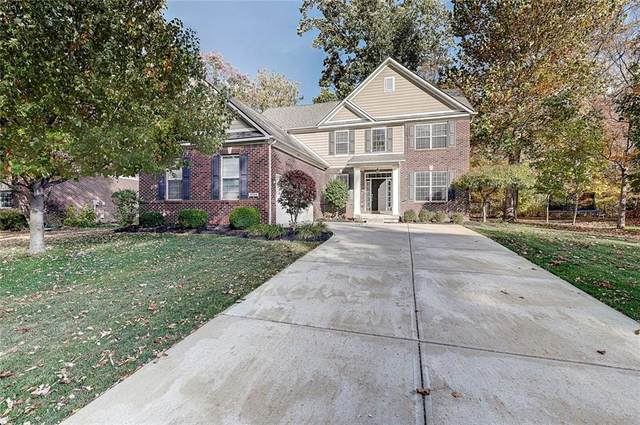 7714 Black Walnut Drive, Avon, IN 46123 (MLS #21746317) :: The ORR Home Selling Team