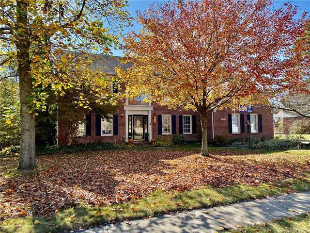 3697 Gould Drive, Carmel, IN 46033 (MLS #21746325) :: AR/haus Group Realty
