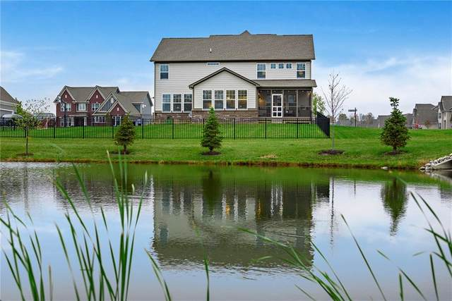 45 Zenith Drive, Westfield, IN 46074 (MLS #21746330) :: Mike Price Realty Team - RE/MAX Centerstone