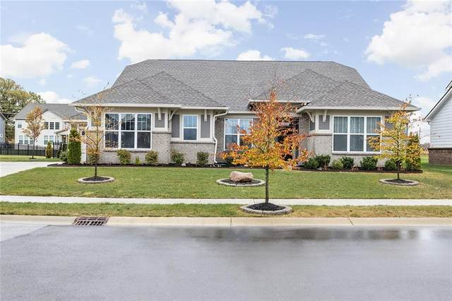 10213 Sinndar Lane, Fishers, IN 46040 (MLS #21746331) :: Corbett & Company