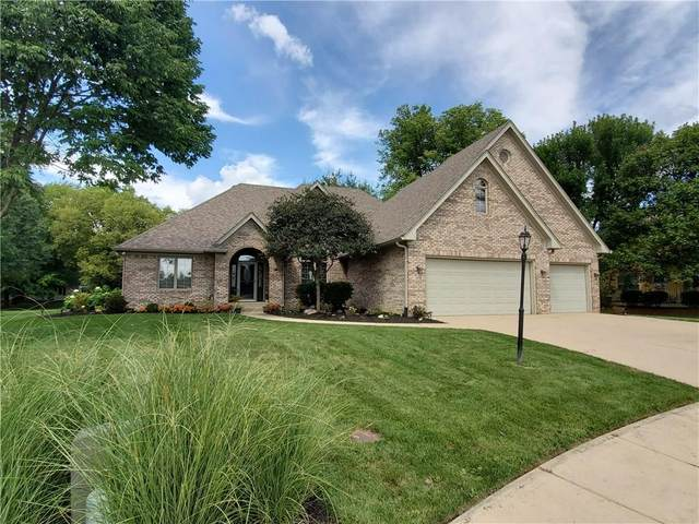 11028 Trainers Court, Indianapolis, IN 46239 (MLS #21746343) :: Ferris Property Group
