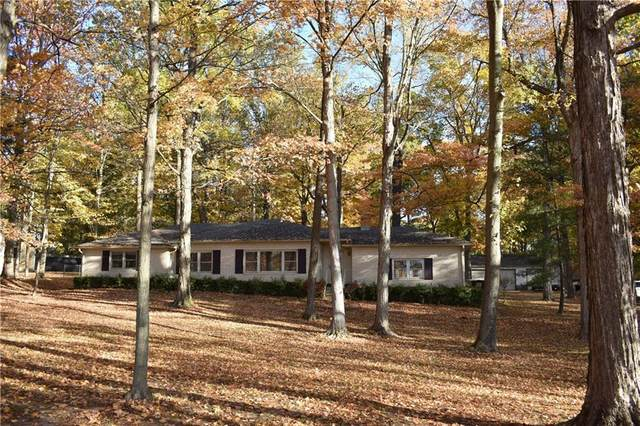 7556 E Spring Lake Road, Mooresville, IN 46158 (MLS #21746368) :: AR/haus Group Realty