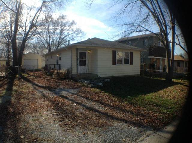 343 W Gimber Street, Indianapolis, IN 46225 (MLS #21746379) :: Heard Real Estate Team | eXp Realty, LLC