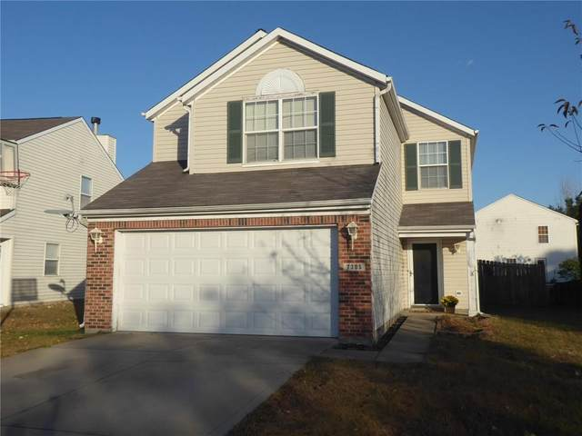 7305 Wellwood Drive, Indianapolis, IN 46217 (MLS #21746395) :: Richwine Elite Group