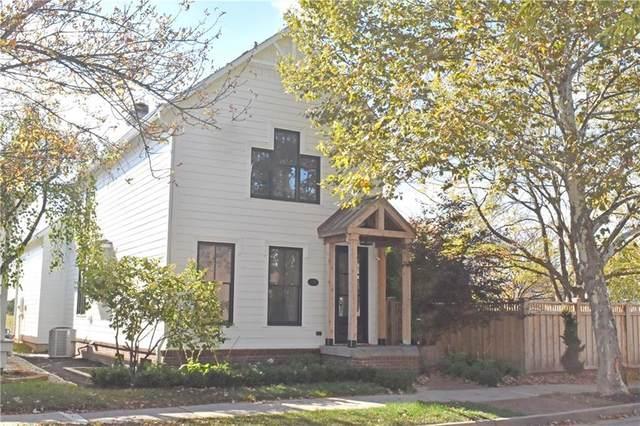 12584 Branford Street, Carmel, IN 46032 (MLS #21746397) :: AR/haus Group Realty