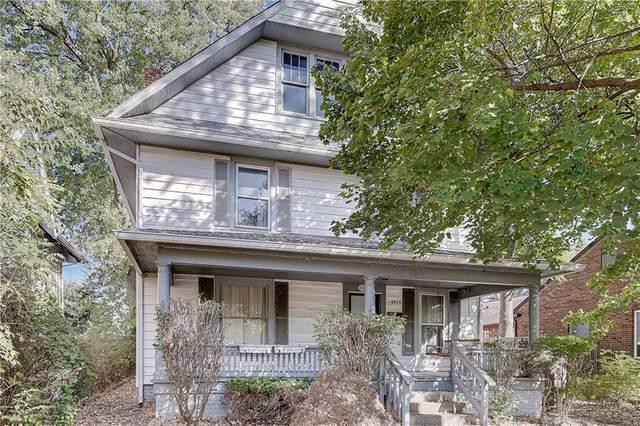 4916 E Washington Street, Indianapolis, IN 46201 (MLS #21746402) :: Heard Real Estate Team | eXp Realty, LLC