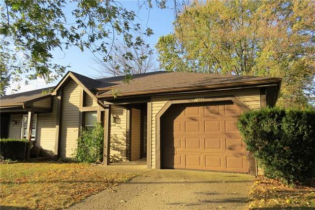 5428 Carlton Court, Speedway, IN 46224 (MLS #21746405) :: Mike Price Realty Team - RE/MAX Centerstone