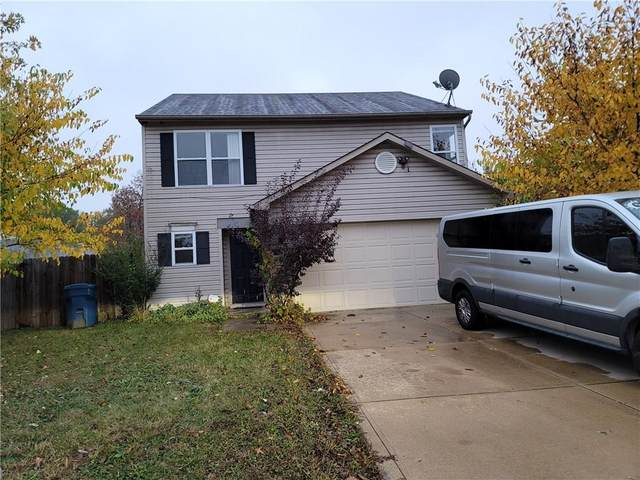 6945 Red Tail Court, Indianapolis, IN 46241 (MLS #21746414) :: Richwine Elite Group