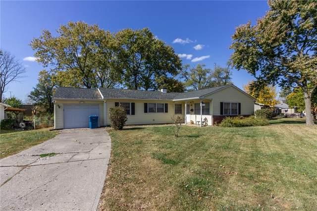 3162 N Huber Street, Indianapolis, IN 46226 (MLS #21746416) :: Corbett & Company