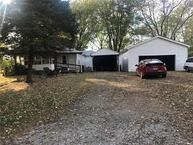 13064 N Miller Drive, Camby, IN 46113 (MLS #21746419) :: The Indy Property Source