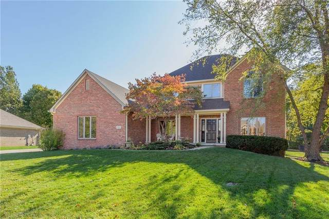 4787 Silver Hill Drive, Greenwood, IN 46142 (MLS #21746433) :: Richwine Elite Group