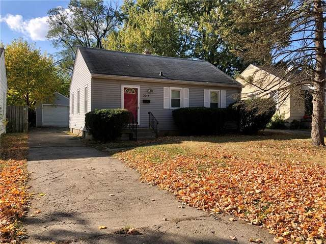 2014 N Riley Avenue, Indianapolis, IN 46218 (MLS #21746439) :: David Brenton's Team