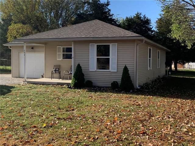 594 Jefferson Valley, Coatesville, IN 46121 (MLS #21746445) :: Heard Real Estate Team | eXp Realty, LLC