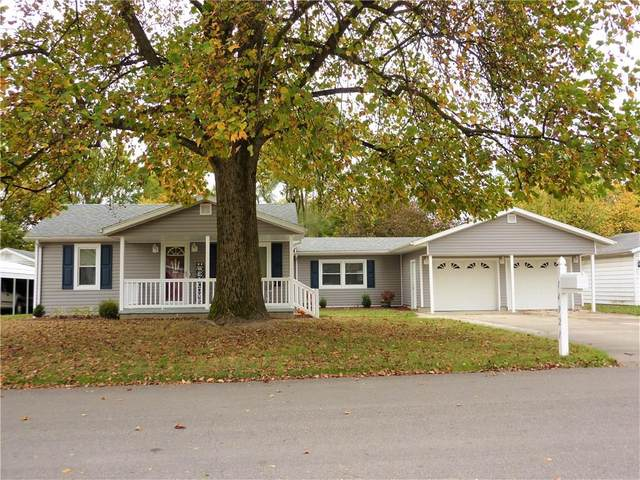 14921 W 4th Street, Daleville, IN 47334 (MLS #21746457) :: Mike Price Realty Team - RE/MAX Centerstone