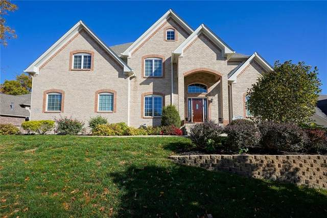 6469 Royal Oakland Place, Indianapolis, IN 46236 (MLS #21746458) :: AR/haus Group Realty