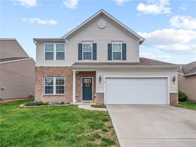 8209 Wheatfield Court, Camby, IN 46113 (MLS #21746464) :: The Indy Property Source