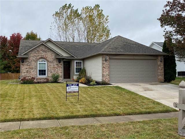 13913 Carolina Court, Fishers, IN 46038 (MLS #21746468) :: Realty ONE Group Dream