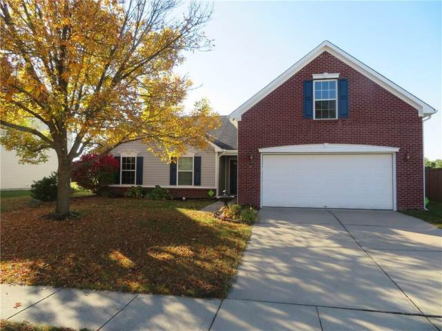 1439 Aggie Lane, Indianapolis, IN 46260 (MLS #21746472) :: Corbett & Company