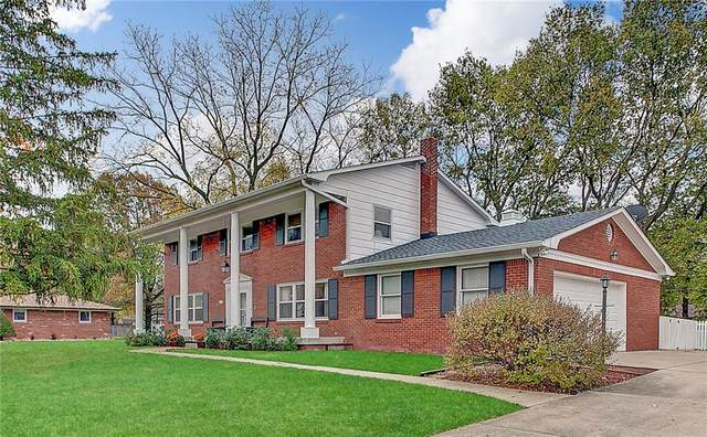 711 W Mellowood Drive, Indianapolis, IN 46217 (MLS #21746476) :: AR/haus Group Realty