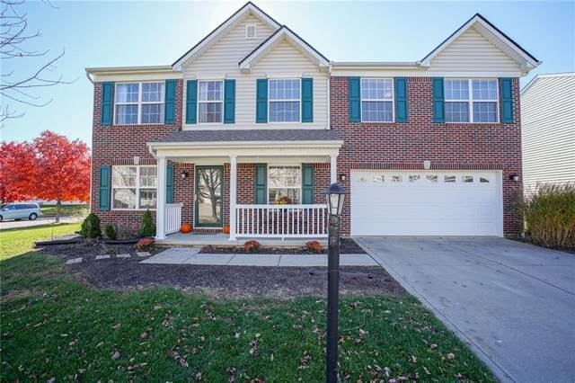 10965 Gresham Place, Noblesville, IN 46060 (MLS #21746482) :: The ORR Home Selling Team