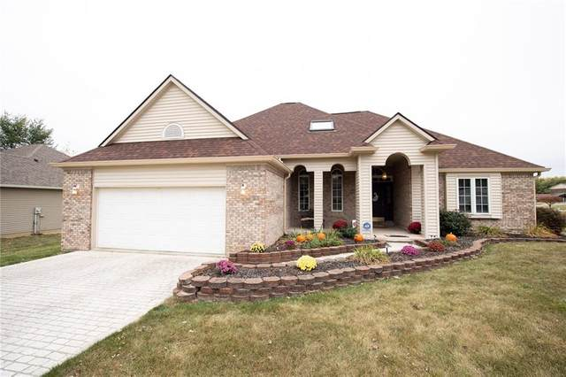 1051 Deer Field Drive, Greencastle, IN 46135 (MLS #21746487) :: Dean Wagner Realtors