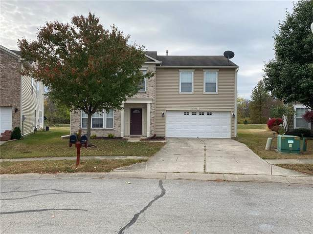 10749 Zimmerman Lane, Indianapolis, IN 46231 (MLS #21746509) :: Corbett & Company