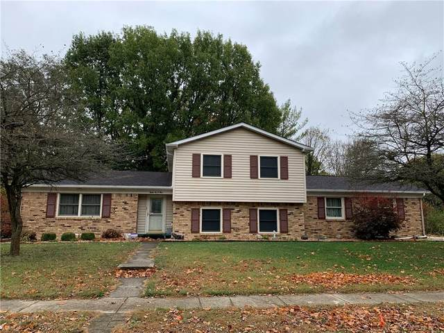 8103 Taunton Road, Indianapolis, IN 46260 (MLS #21746514) :: Mike Price Realty Team - RE/MAX Centerstone