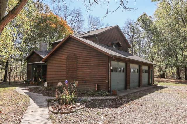 16601 Southeastern Parkway, Fortville, IN 46040 (MLS #21746515) :: RE/MAX Legacy