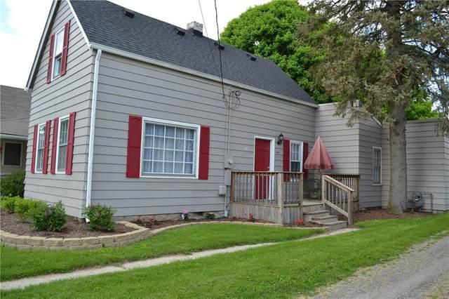 419 N Swope Street, Greenfield, IN 46140 (MLS #21746520) :: Richwine Elite Group