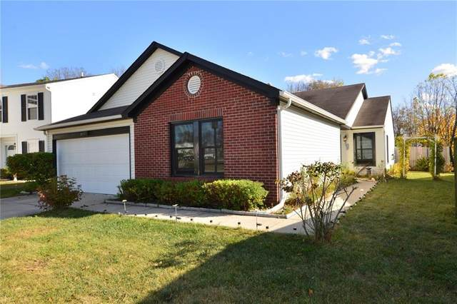 8835 Youngs Creek Lane, Camby, IN 46113 (MLS #21746545) :: The ORR Home Selling Team
