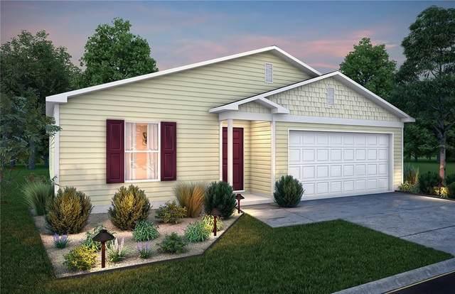 14331 W Katriene Drive, Daleville, IN 47334 (MLS #21746560) :: Heard Real Estate Team   eXp Realty, LLC