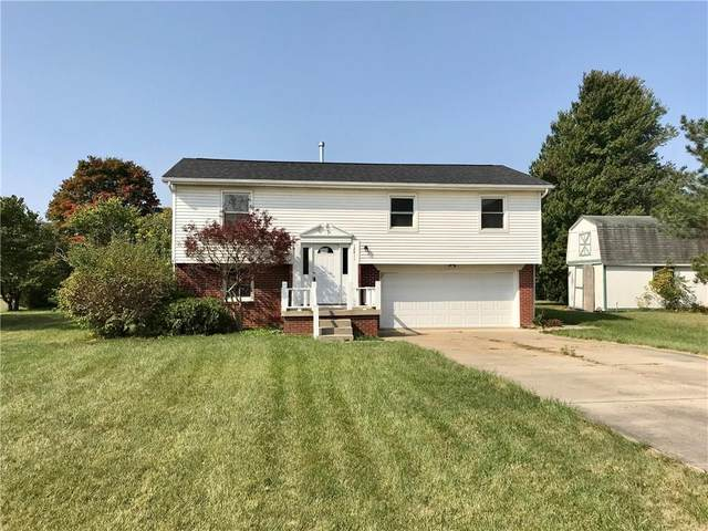 12411 N 300 E, Alexandria, IN 46001 (MLS #21746562) :: The Indy Property Source