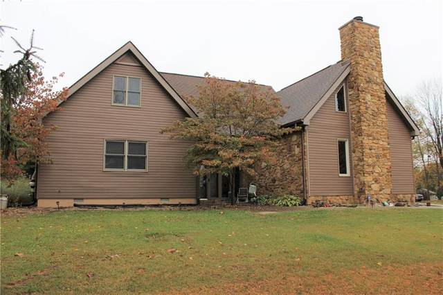 2065 Fairway Drive, Greencastle, IN 46135 (MLS #21746581) :: Mike Price Realty Team - RE/MAX Centerstone
