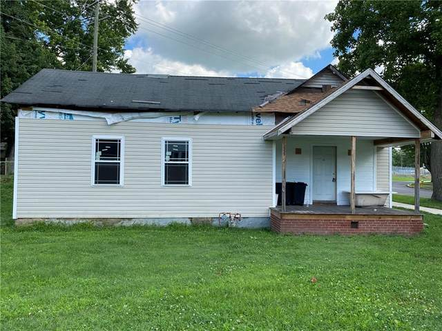 398 N Water Street, Franklin, IN 46131 (MLS #21746582) :: AR/haus Group Realty