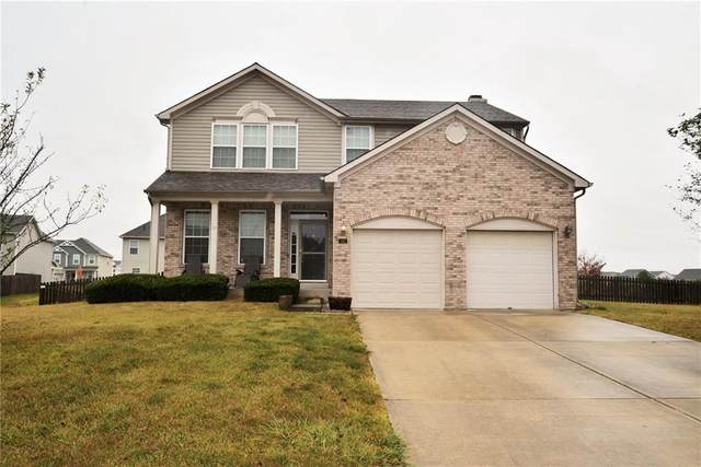8385 Heathermor Court, Avon, IN 46123 (MLS #21746584) :: Corbett & Company