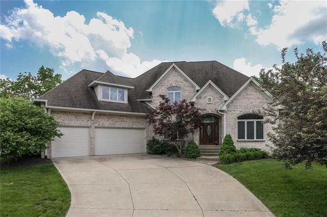 2158 Caledonian Court, Greenwood, IN 46143 (MLS #21746586) :: AR/haus Group Realty